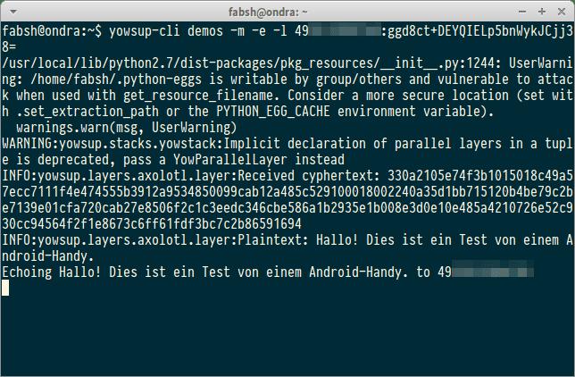 E2e-encryptie WhatsApp ontsleuteld