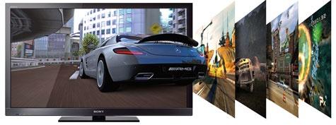 Sony 3d-tv