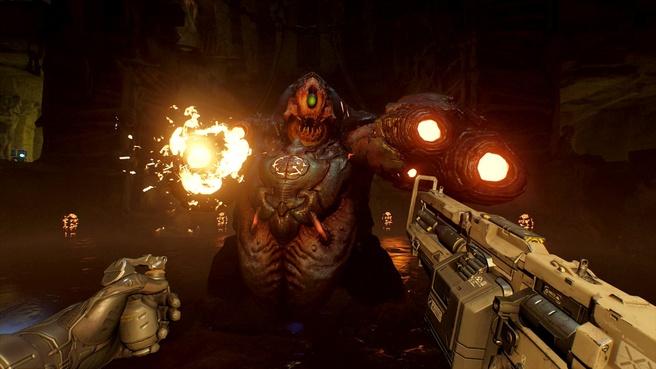 Review Doom VFR