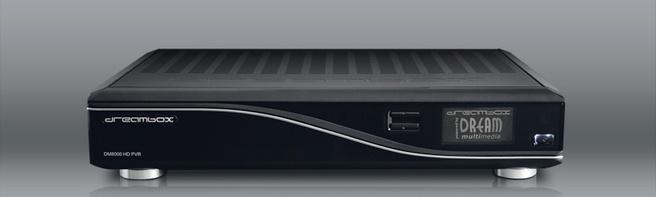 Dream Multimedia DM8000