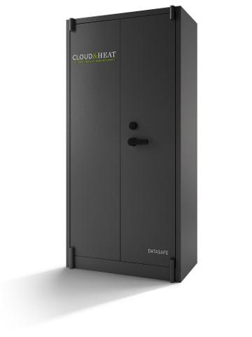 Serverkast van Cloud&Heat
