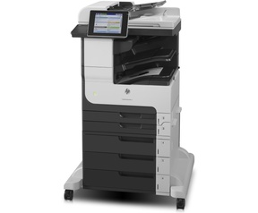 HP Managed MFP M725zm