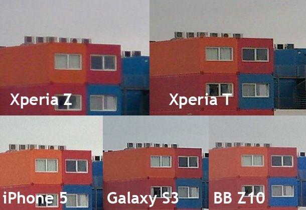 Sony Xperia Z fototest