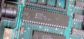 Intel 8088 in eerste IBM PC