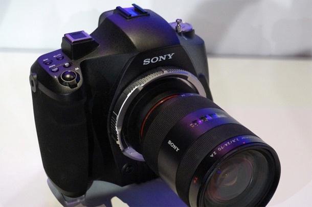 Sony prototype 4k dslr 610px