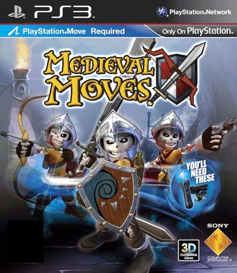 Medieval Moves, PlayStation 3