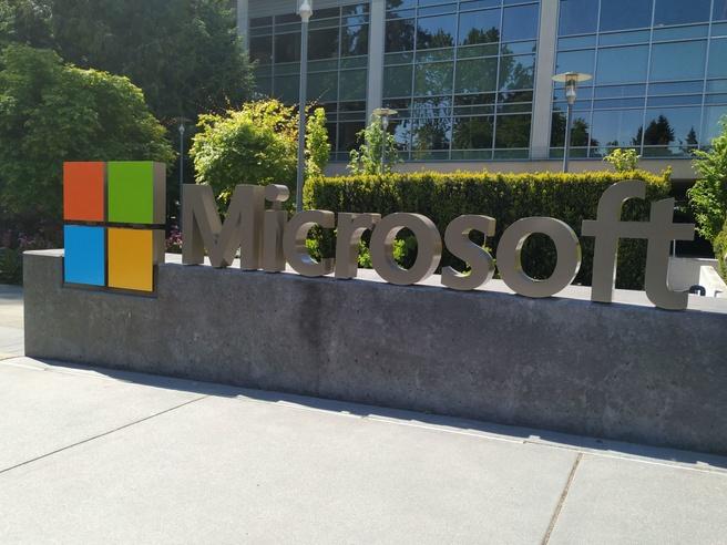 Microsoft hoofdkantoor Redmond