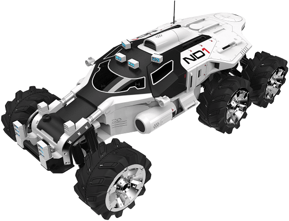 Mass Effect: Andromeda Collector's Edition NOMAD ND1 D/C – DIECAST