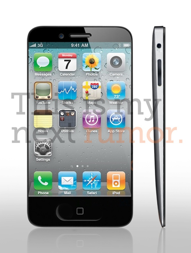 Topolsky: This Is My Next iPhone