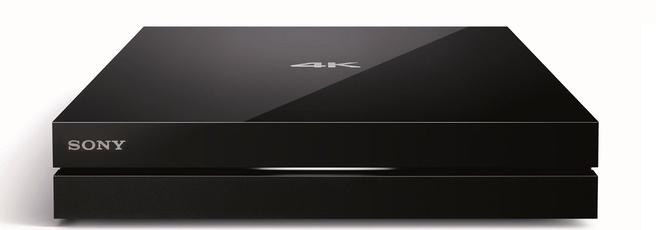 Sony 4k-mediaspeler