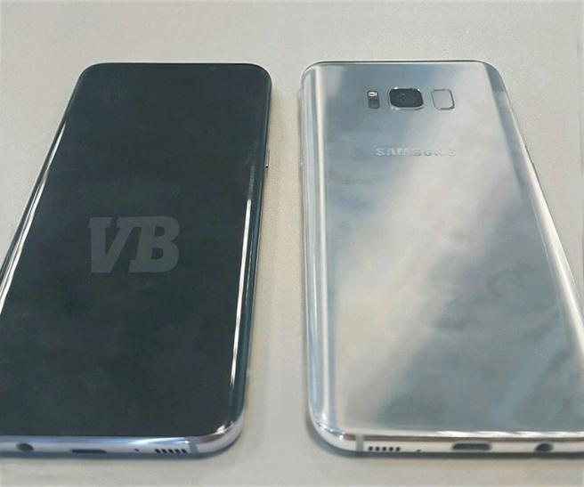 Samsung Galaxy S8 EVLeaks gerucht