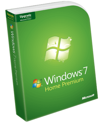 Microsoft Windows 7 Home Premium (NL Upgrade)