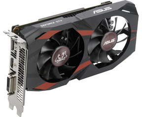 Asus Cerberus GeForce GTX 1050 Ti Advanced Edition
