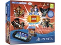 Goedkoopste Sony PlayStation Vita WiFi + LEGO Mega Pack (voucher) + 8GB Zwart