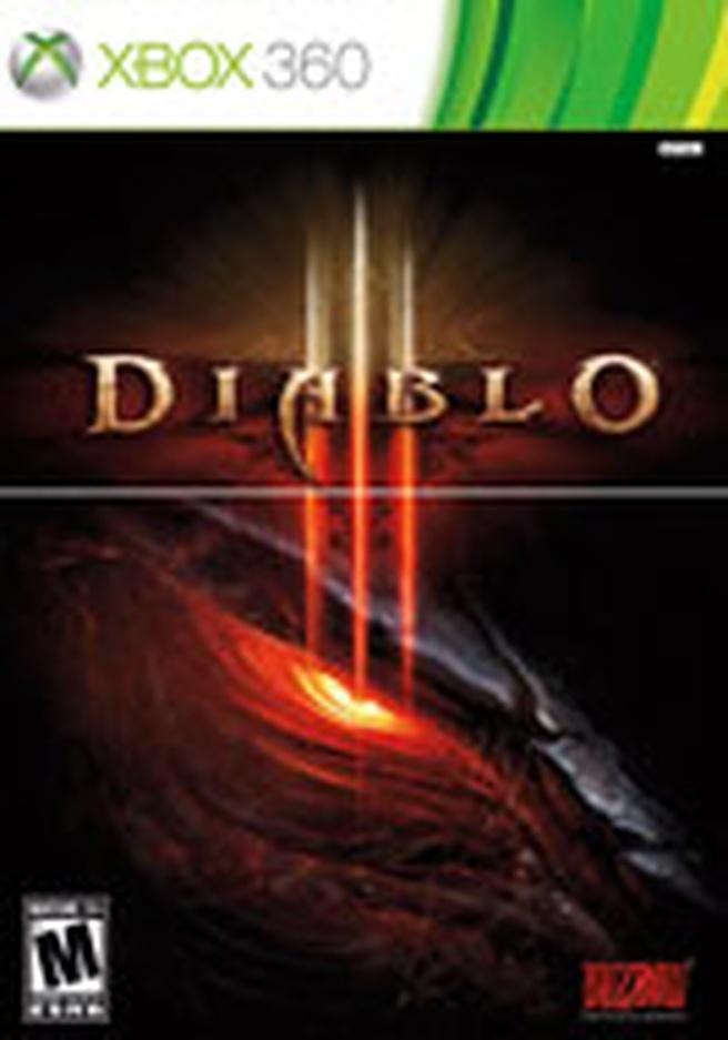Box Diablo III voor Xbox 360