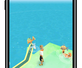 Pokémon Go Research-missies
