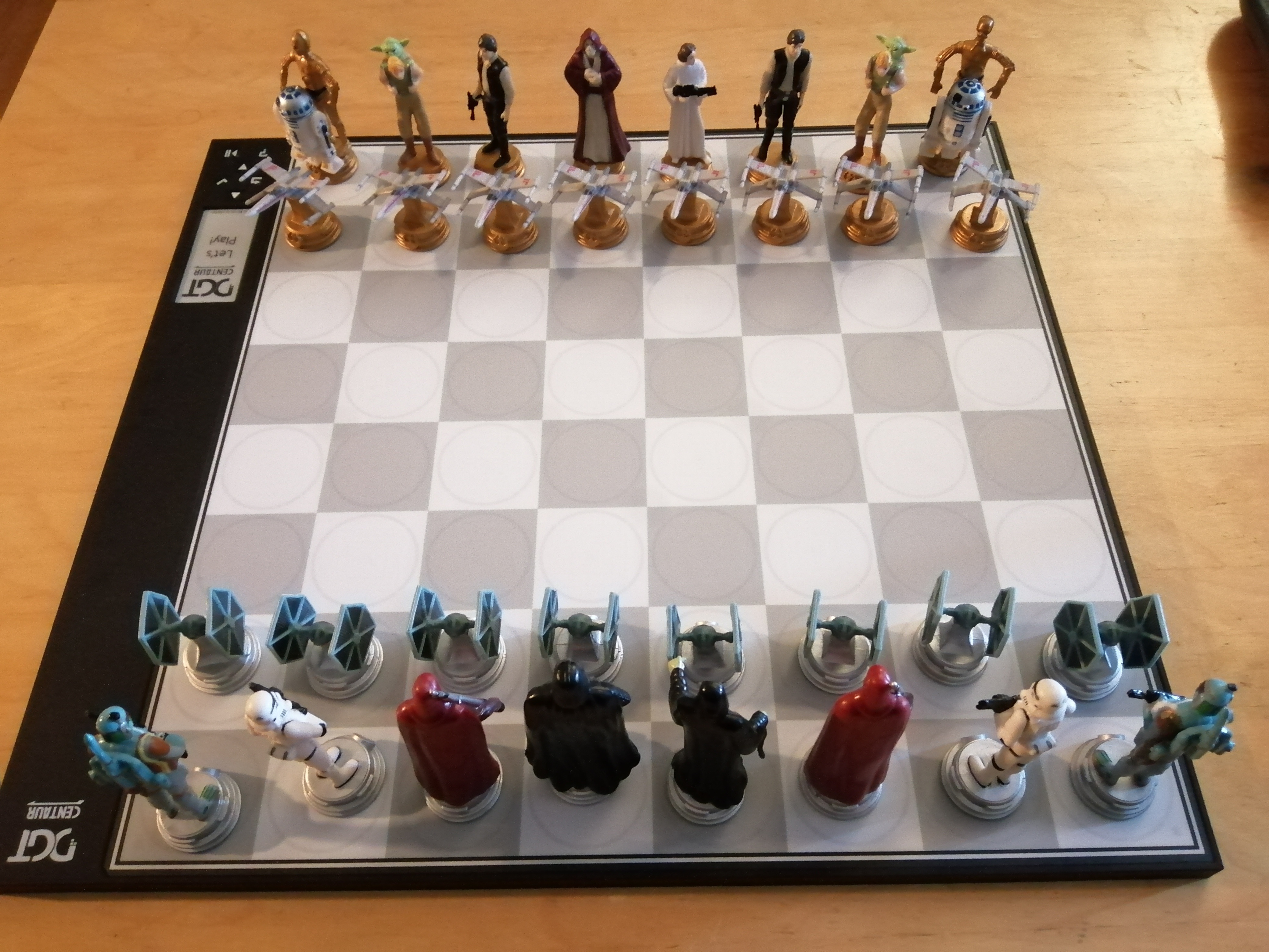 HIARCS Chess Forums :: View topic - DGT Centaur first impressions