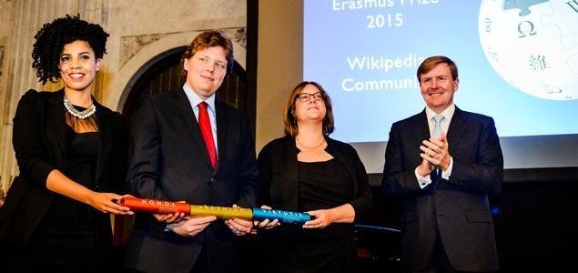 erasmusprijs wikipedia