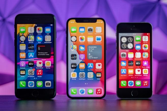 iPhone 12 Mini vs. SE