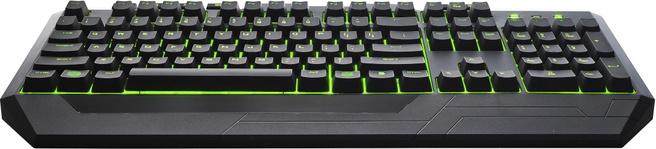 CM Storm Devastator II - Gaming Gear Combo (Green version)