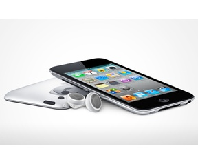 Apple iPod Touch V4 8GB Zwart