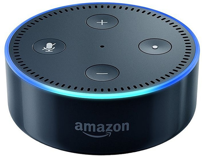 Amazon Echo Dot (2nd gerenation)