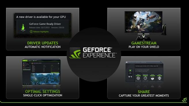 Nvidia GeForce Experience