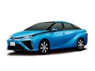 Toyota FCV render front