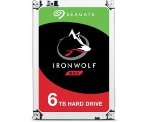 Seagate IronWolf (ST6000VN0033), 6TB