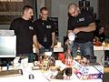 MSI Overklok Challenge 2008 - Gieten maar