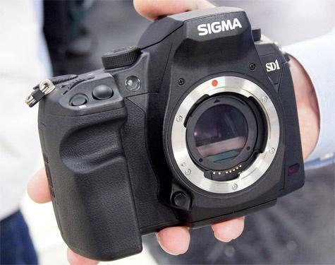 Sigma SD1 adviesprijs bekend