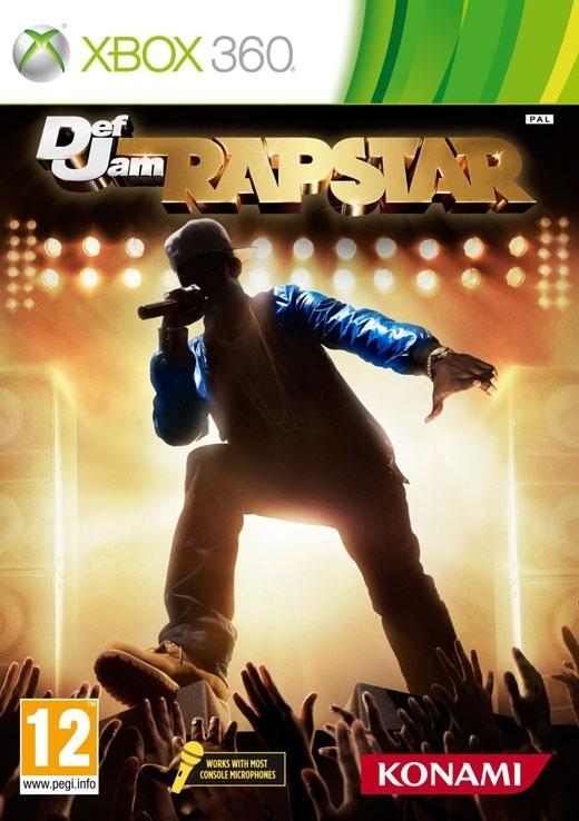 Def Jam Rapstar (+ Microfoon), Xbox 360