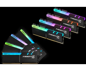 G.Skill Trident Z RGB F4-2400C15Q2-64GTZRX