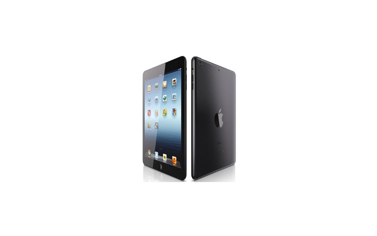 Apple iPad Mini Wi-Fi 64GB Zwart - Specificaties - Tweakers