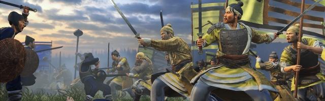 Total War: Three Kingdoms is uitgesteld tot 23 mei - Gaming - Nieuws