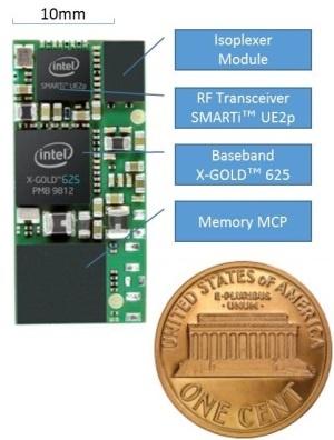 Intel miniscule 3g-modem