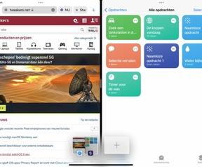 iOS 15 preview - iPad-multitask