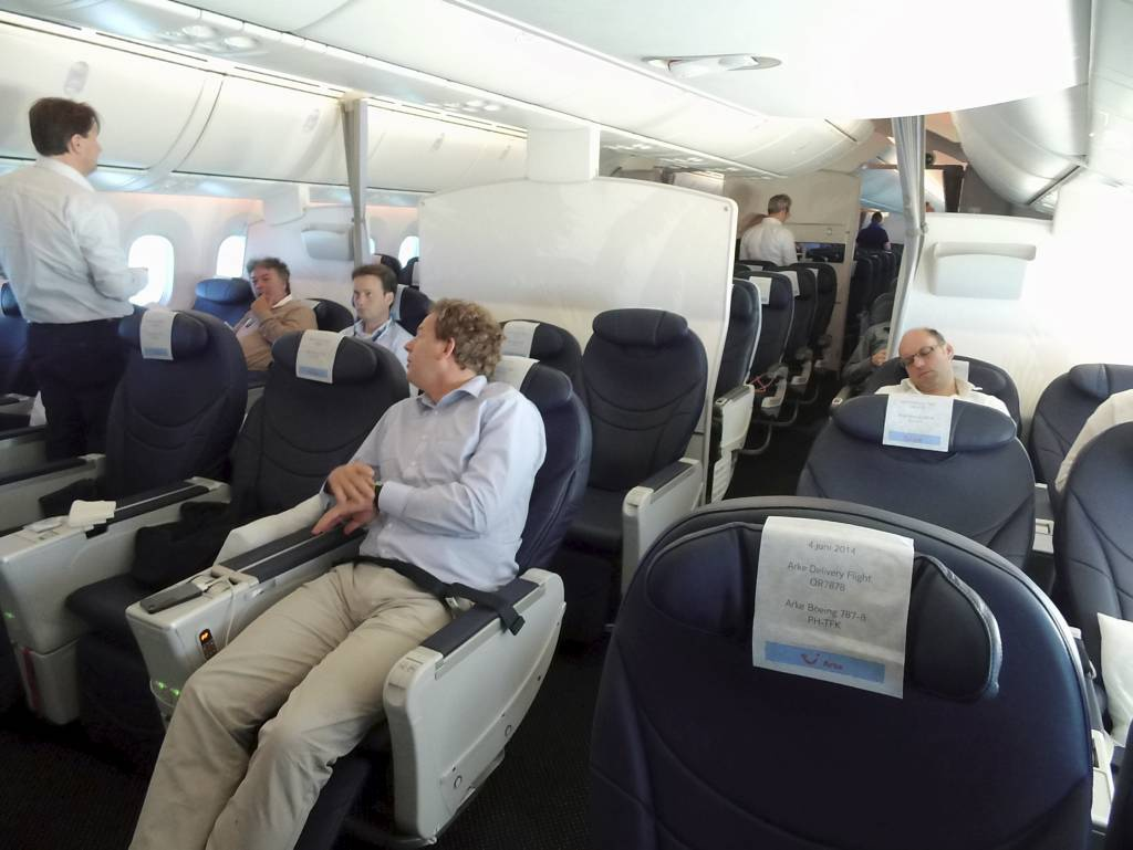 stoelen airbus a321