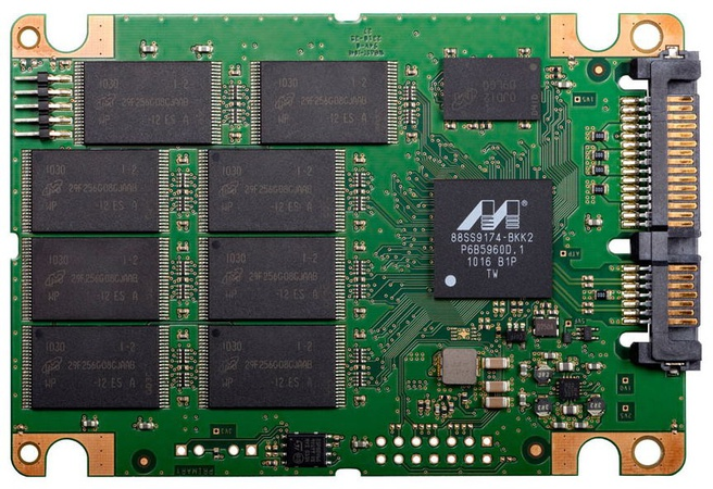 Micron / Crucial RealSSD met 25nm-flash
