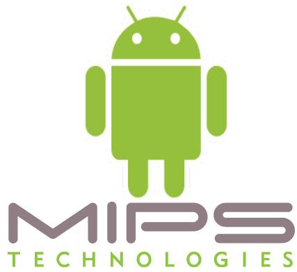 Android op de mips-architectuur