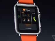 Apple watchOS 3 (foto: The Verge)