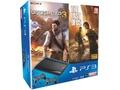 Goedkoopste Sony PlayStation 3 Slim (2012) 500GB + Uncharted 3 + The Last Of Us Zwart