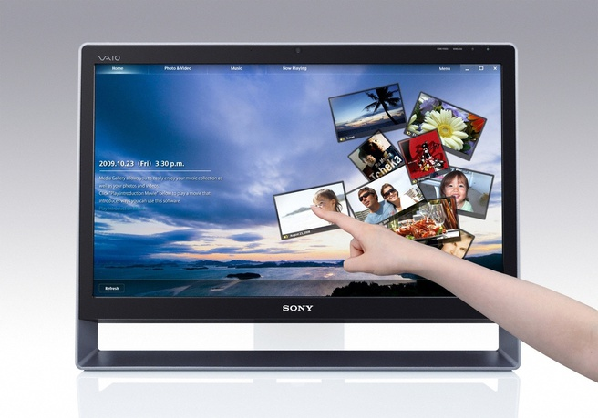 Vaio L All-in-one
