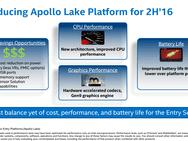 Intel Apollo Lake