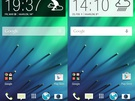HTC One M8 - Lollipop vergelijking
