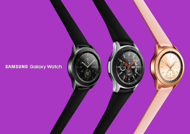Samsung Galaxy Watch 2018