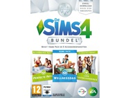 Goedkoopste De Sims 4: Bundel Pack 1 (Wellnessdag, Luxe Feestaccessoires & Patio), PC (macOS / OS X, Windows)