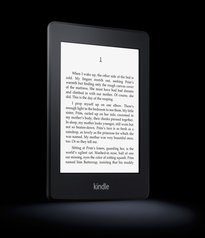 "Amazon Kindle Amazon Kindle Paperwhite (Zwart, 6"")"
