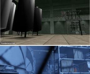 GoldenEye Half-Life Alyx mod