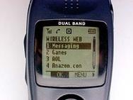 heeft een mobiele telefoon met een flat-fee-abonnement voor mobiel ...